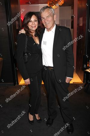 Susan Young and Lord Matthew Evans