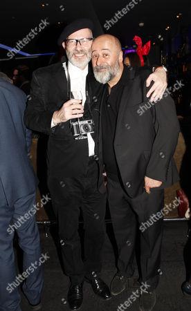 Darren Gerrish and Richard Young