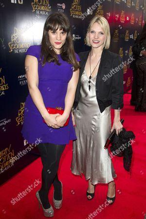 Vikki Stone and Pippa Duffy
