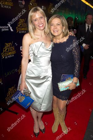 Beth Cordingly and Penny Smith