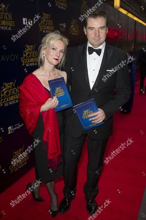 Stock Picture of Joy Harrison and Brendan Coyle