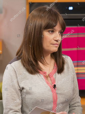 Editorial photo of 'Lorraine Live' TV Programme, London, Britain. - 03 Apr 2014