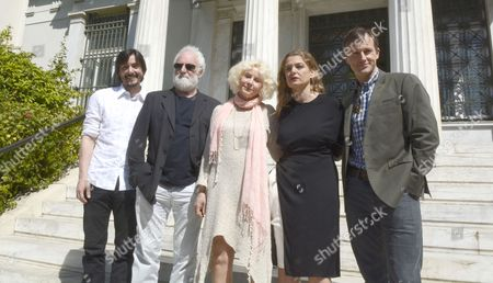 Editorial picture of 15th Festival of Francophone Cinematography at the French Institute in Athens, Greece - 31 Mar 2014