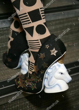 Stock Photo of Kate Magic unicorn shoes