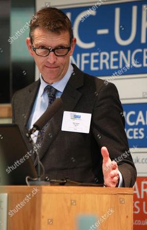 Mark Easton, the BBC Home Editor