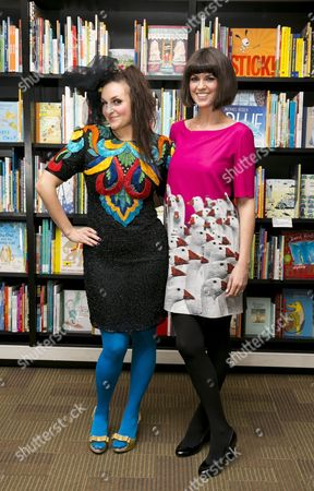 Laura Dockrill and Dawn O'Porter