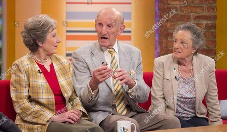 Rosemary MacVie, Seb Craig and Sonia Elliman.