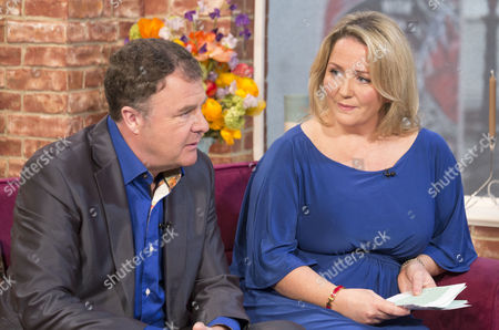 Paul Ross and Clare Muldoon