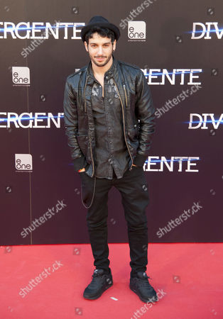 Editorial picture of 'Divergent' film premiere, Madrid, Spain - 03 Apr 2014