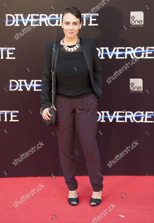 Stock Photo of Alba Garcia