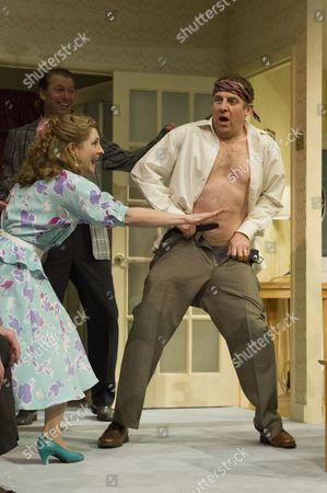 'A Small Family Business'  - Debra Gillett as Poppy and Nigel Lindsay as Jack