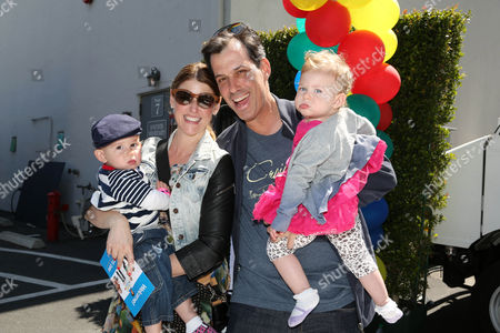 Editorial picture of Safe Kids Day, Los Angeles, America - 05 Apr 2014