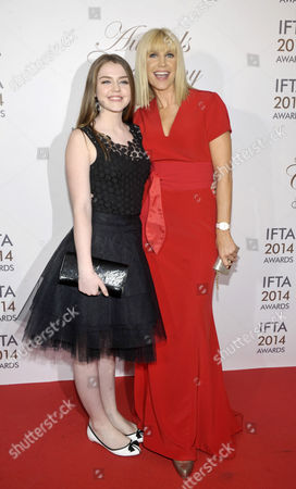 Editorial photo of 11th Annual Irish Film and Television Awards (IFTA), Dublin, Ireland - 05 Apr 2014