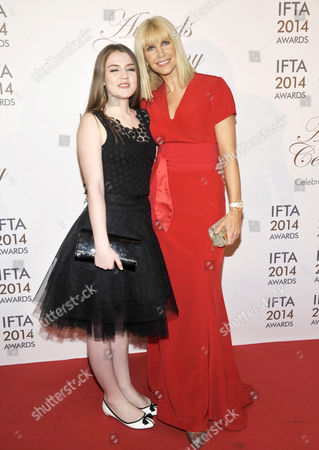 Editorial picture of 11th Annual Irish Film and Television Awards (IFTA), Dublin, Ireland - 05 Apr 2014