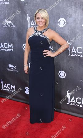 Editorial photo of 49th Annual Academy of Country Music Awards, Las Vegas, America - 06 Apr 2014
