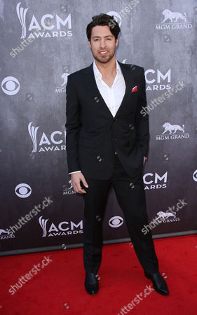 Editorial picture of 49th Annual Academy of Country Music Awards, Las Vegas, America - 06 Apr 2014