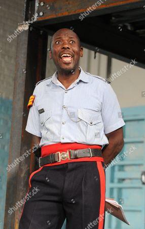 Trevor Laird as Sarge
