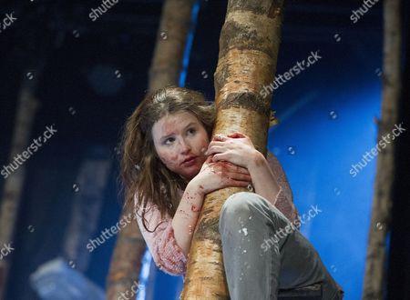 Rebecca Benson as Eli,