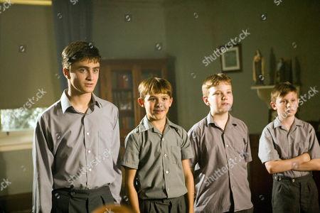 December Boys, Daniel Radcliffe, Christian Byers, James Fraser, Lee Cormie