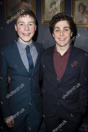Andrew Quinn and Martin Quinn (Oskar)