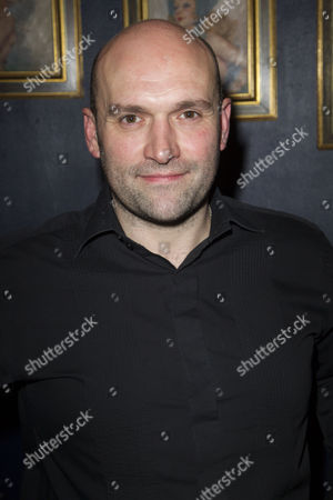 Editorial image of 'Let the Right One In' play press night after party at the Cafe de Paris, London, Britain - 07 Apr 2014