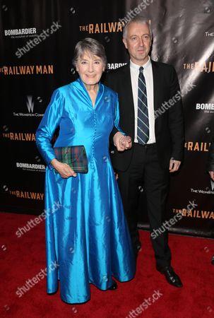 Patti Lomax and guest
