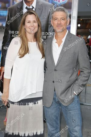 Editorial image of 'Draft Day' film premiere, Los Angeles, America - 07 Apr 2014