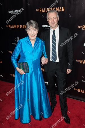 Stock Picture of Patti Lomax and Andy Paterson