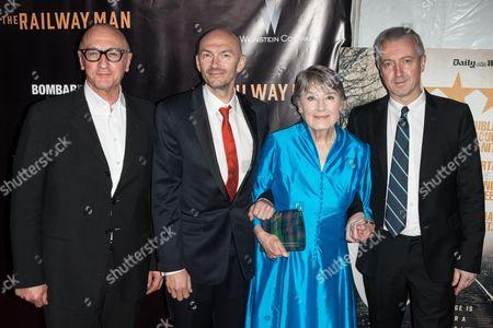 Chris Brown, Jonathan Teplitzky, Patti Lomax, Andy Paterson