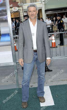 Editorial photo of 'Draft Day' film premiere, Los Angeles, America - 07 Apr 2014