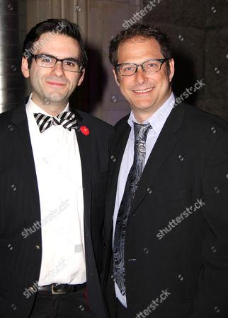 Editorial photo of Ars Nova Diamond Ball, New York, America - 07 Apr 2014