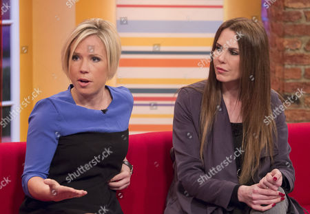 Stock Image of Clemmie Moodie and Emma Kenny