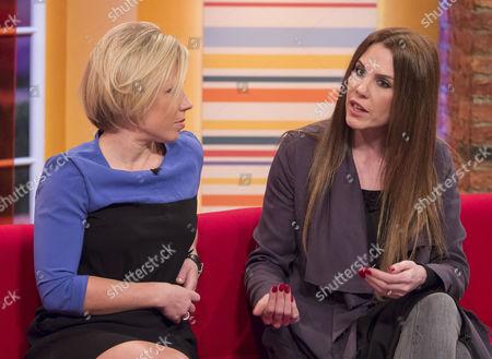 Editorial photo of 'Daybreak' TV Programme, London, Britain - 08 Apr 2014