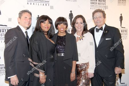 Dr.Anton Bilchik, Princess Zaziwe Dlamini, Princess Zwati Dlamini, Anita Swift, Patrick Wayne