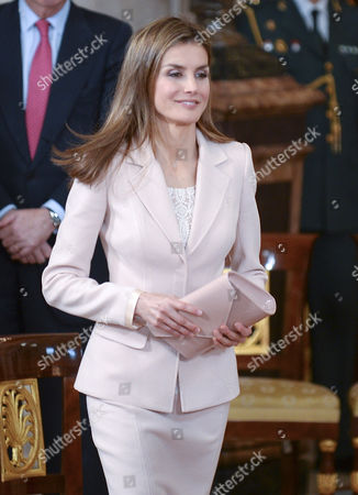 Editorial picture of Enrique V. Iglesias receives the Order of the Golden Fleece, Madrid, Spain - 07 Apr 2014