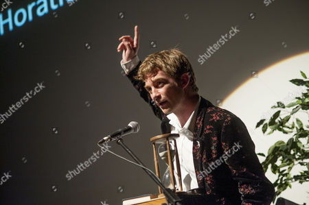Editorial photo of 5 x15 Event at the Tabernacle, London, Britain - 07 Apr 2014