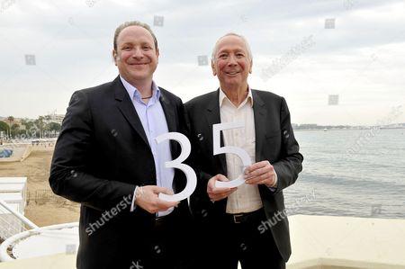 Gregory Dorcel and Marc Dorcel