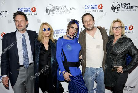 Editorial photo of Indian Film Festival Opening Night, Los Angeles, America - 08 Apr 2014