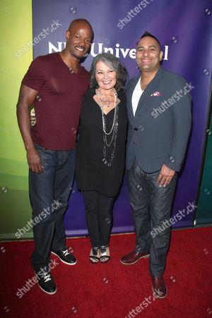 Keenen Ivory Wayans, Roseanne Barr, Russell Peters