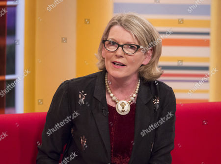 Editorial image of 'Daybreak' TV Programme, London, Britain - 09 Apr 2014