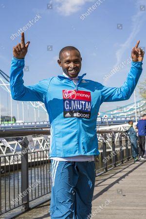 Geoffrey Mutai (Kenya)