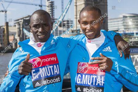 Emmanuel Mutai (Kenya), Geoffrey Mutai (Kenya)