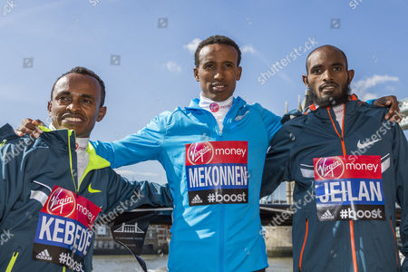 Tsegaye Kebede (Ethiopia), Tsegaye Mekonnen (Ethiopia), Ibrahiim Jeilan (Ethiopia)