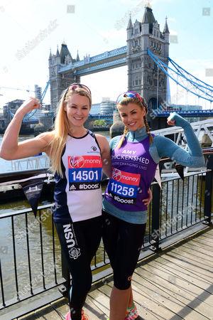 Editorial photo of Virgin London Marathon photocall at The Tower Hotel, London, Britain - 09 Apr 2014