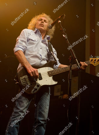 Editorial image of Status Quo in concert at the 02 Academy, Glasgow, Scotland, Britain - 09 Apr 2014