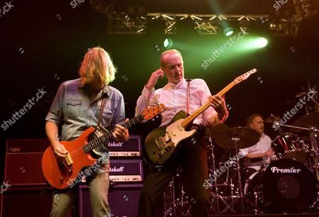 Status Quo - Rick Parfitt, Francis Rossi and John Coghlan