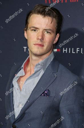 Editorial picture of To Tommy from Zooey: Tommy Hilfiger Collection Launch, Los Angeles, America - 09 Apr 2014