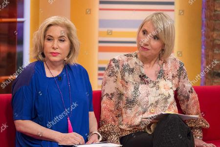 Editorial photo of 'Daybreak' TV Programme, London, Britain - 10 Apr 2014