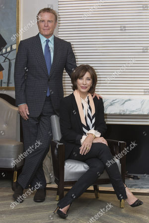 Anne Archer and Terry Jastrow