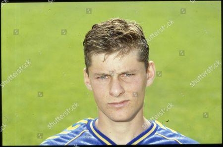 Stock Image of Mark Fiore, Footballer.